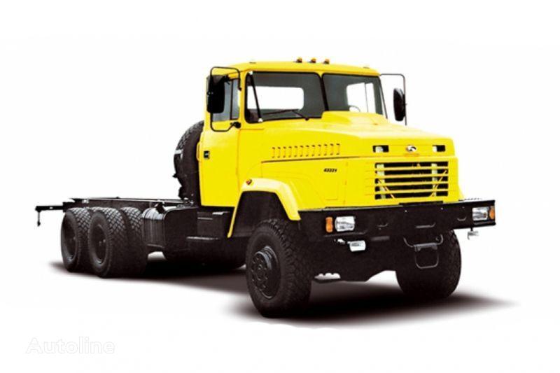 KRAZ 63221 tip 2 kamyon şaşi