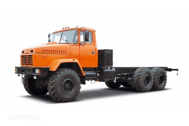 KRAZ 63221 tip 3 kamyon şaşi