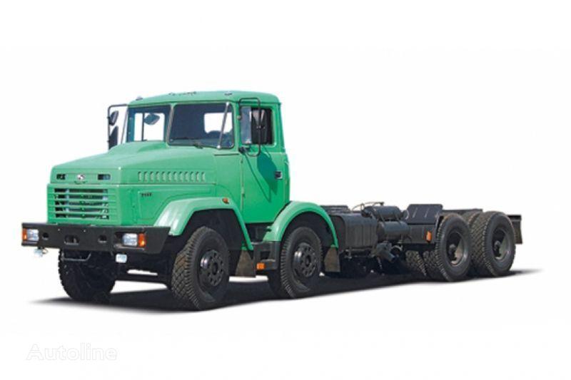 KRAZ 7133N4 kamyon şaşi