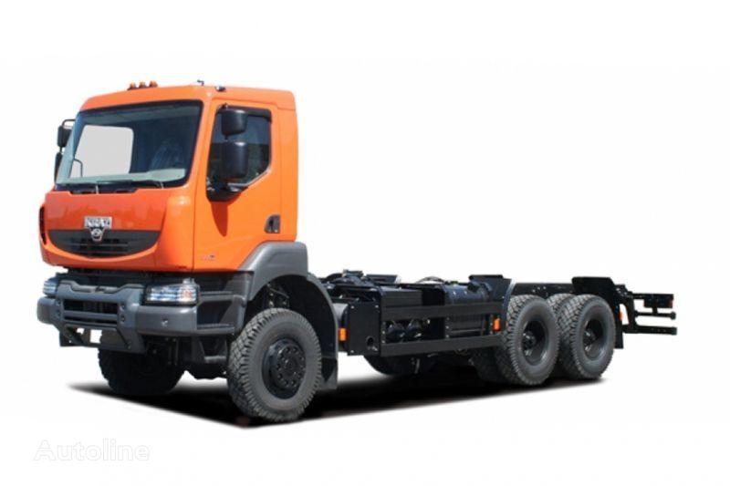KRAZ N22.2RX kamyon şaşi