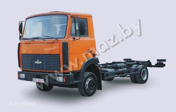 MAZ 4370 kamyon şaşi