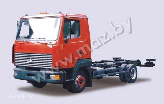 MAZ 4371 kamyon şaşi
