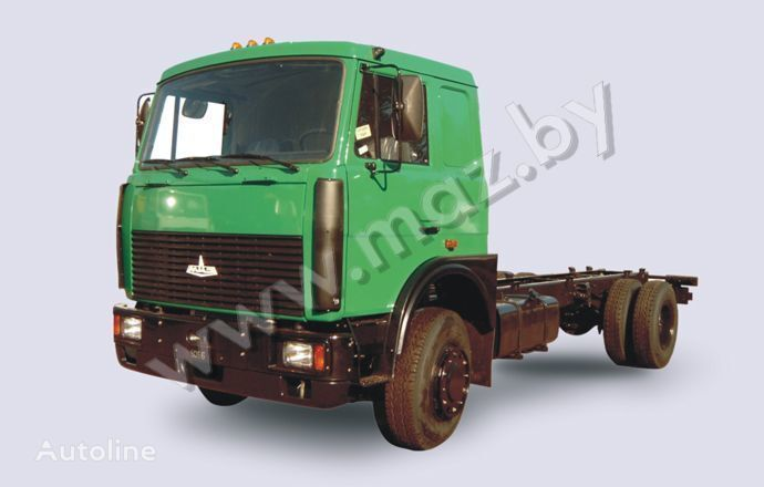 MAZ 5336 kamyon şaşi