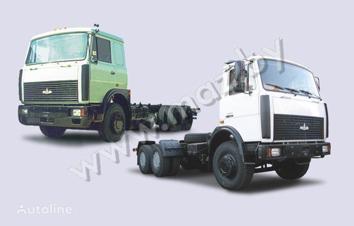 MAZ 6303 kamyon şaşi
