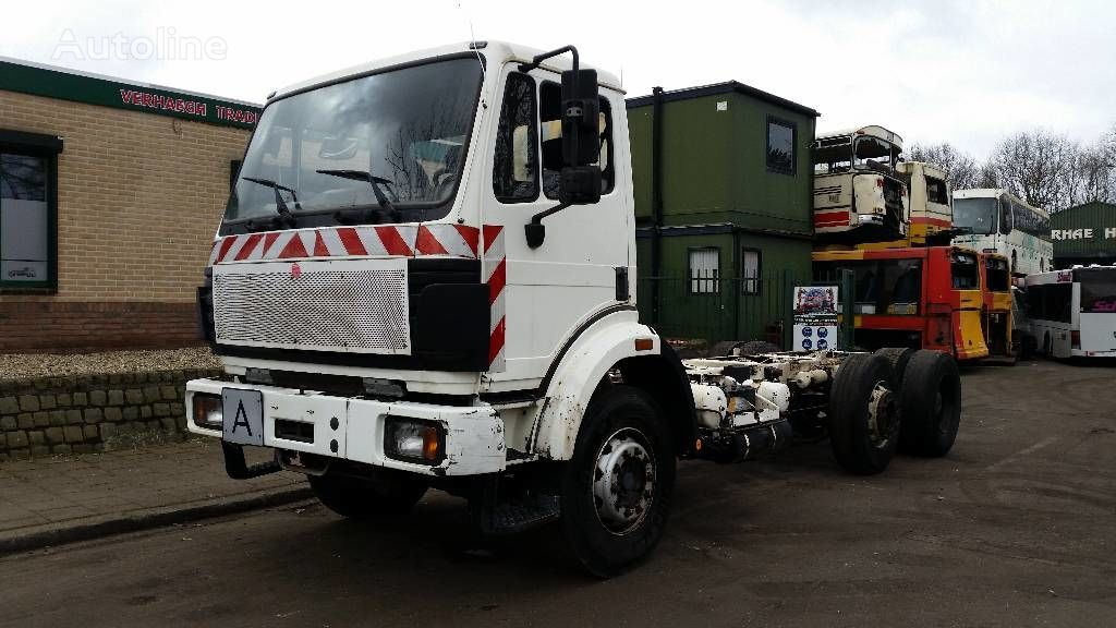 MERCEDES-BENZ 2524 L kamyon şaşi
