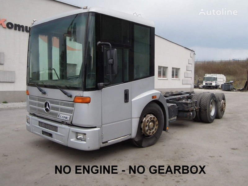 MERCEDES-BENZ Econic 2628 kamyon şaşi