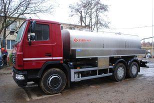 yeni EVERLAST Молоковоз / водовоз kamyon süt tankeri