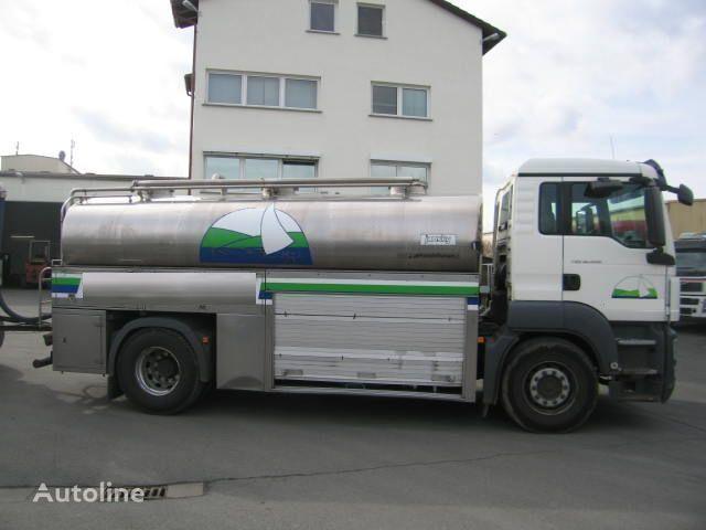 MAN TGS 18.400 (No. 2779) kamyon süt tankeri