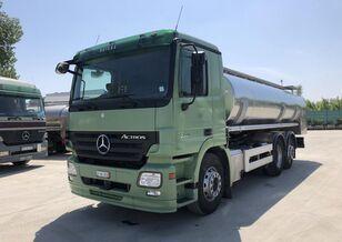 MERCEDES-BENZ Actros МЛЕКАРКА kamyon süt tankeri