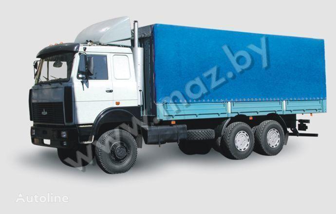 MAZ 6317 (05, 08) Polnoprivodnyy kamyon tenteli