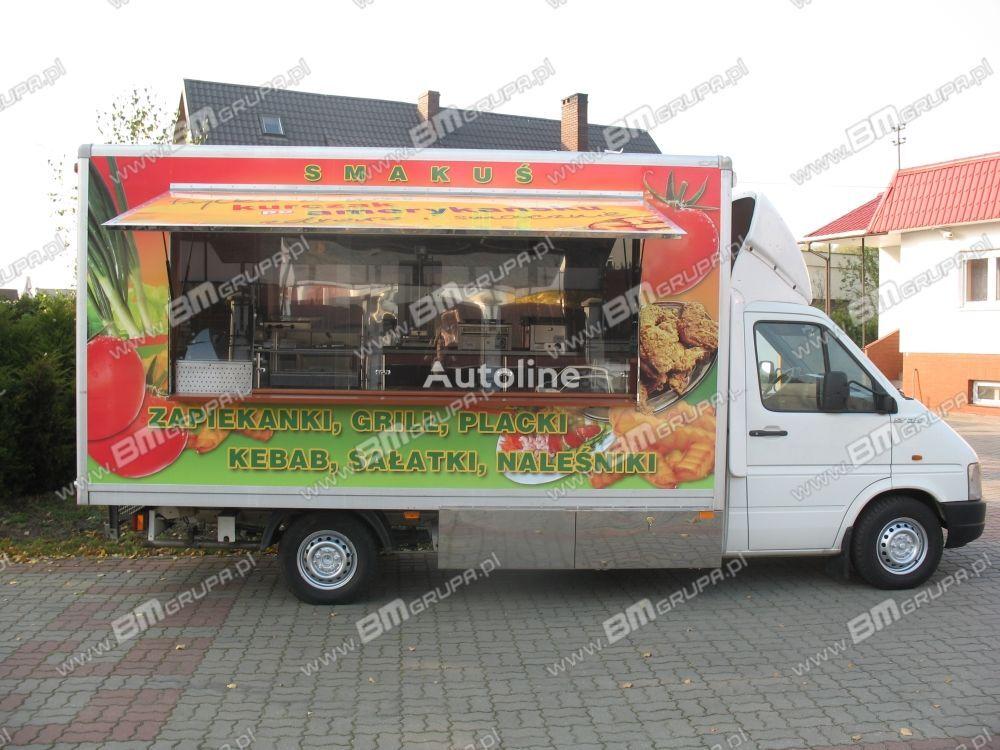 yeni BMgrupa Food Truck, zabudowa na pojeździe kamyon ticari