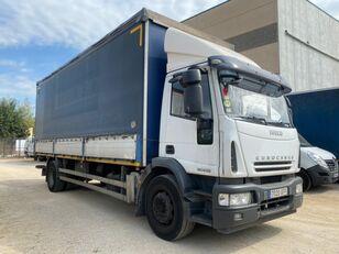 IVECO EUROCARGO ML180E28P kayar perdeli kasalı kamyon