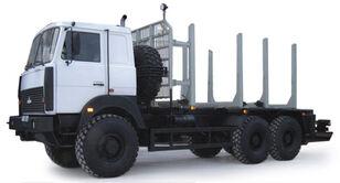 MAZ 6317Х9-444 (6x6) kereste kamyonu