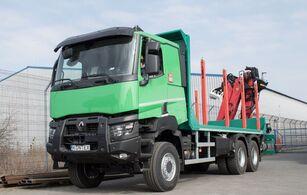 yeni RENAULT K 520 P HEAVY kereste kamyonu