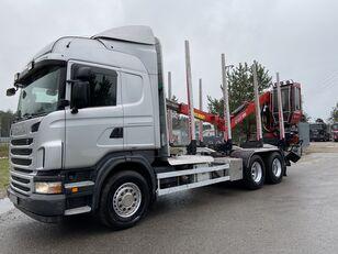 SCANIA R480  kereste kamyonu