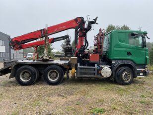 SCANIA R500 V8 6x4 Euro5 EPSILON 300  kereste kamyonu
