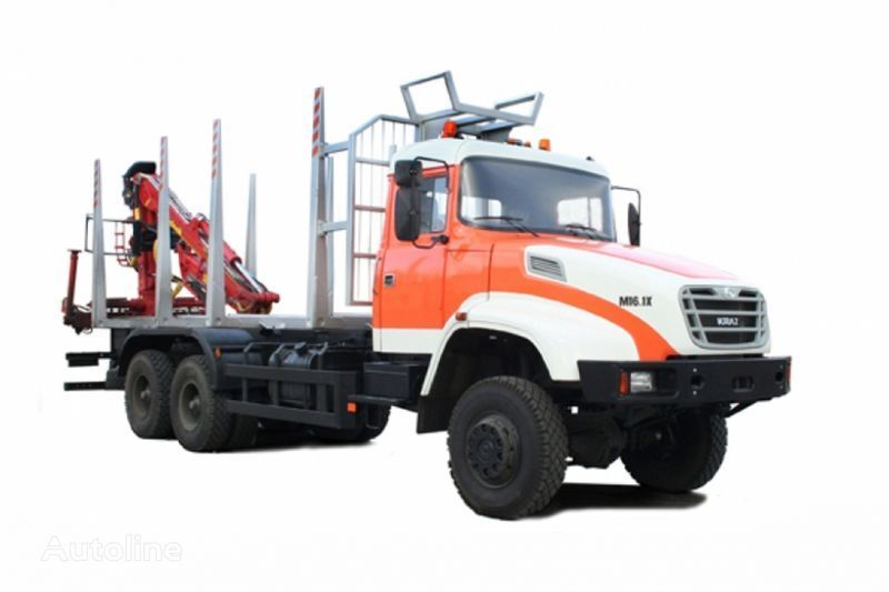 KRAZ M16.1H kereste kamyonu