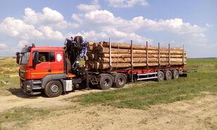MAN TGS 26.480 6x4 BB kereste kamyonu