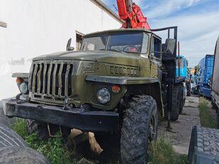 URAL HYAB kereste kamyonu