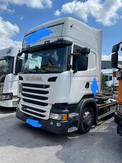 SCANIA R450 konteyner taşıyıcı kamyon