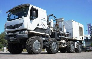 THOMAS CONSTRUCTEURS [Other] 8x8 THOMAS Low speed truck with hydraulic drive! şasi kamyon