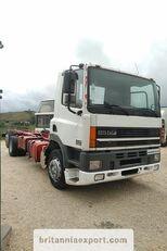 DAF CF85 380 left hand drive manual pump 6X2 26 ton  şasi kamyon