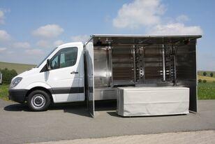 FORD Transit seyyar satış kamyonu