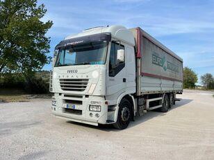 IVECO STRALIS 260E40 ZF sponda idraulica seyyar satış kamyonu