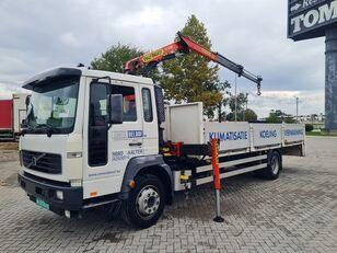 VOLVO FL220.12 / PK 7000A / NL brief seyyar satış kamyonu