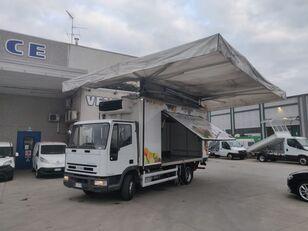 IVECO EUROCARGO 100E18 seyyar satış kamyonu