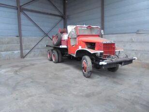 GMC CCKW 353 6X6 tanker kamyon