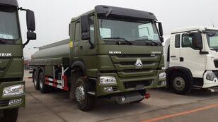 yeni HOWO 375 tanker kamyon