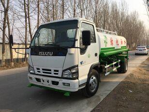 ISUZU 5000L tanker kamyon