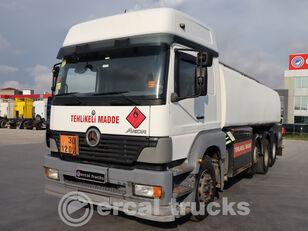 MERCEDES-BENZ 2005 AXOR 3228 ADR 8X2 EURO3 TANKER  tanker kamyon