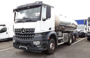 MERCEDES-BENZ  MERCEDES BENZ - AROCS 2545NLG 6X2/4 CICTERNA  tanker kamyon