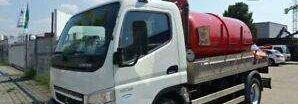 MITSUBISHI CANTER 7C15 tanker kamyon
