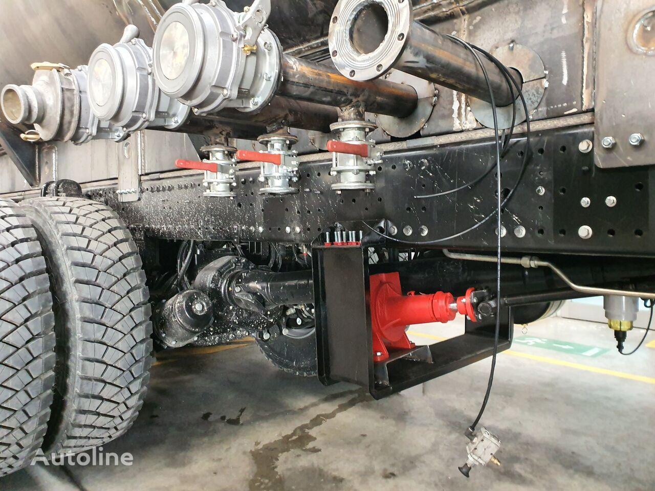 yeni Ram 10.000lt STEEL TANK ON TRUCK tanker kamyon