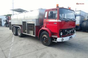 VOLVO F7 tanker kamyon
