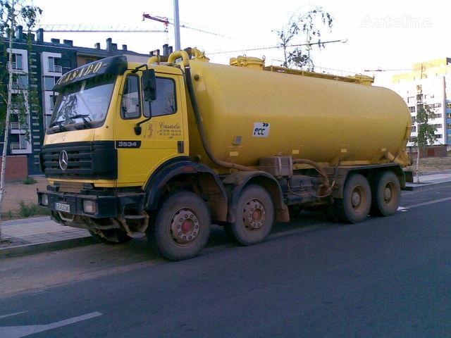 MERCEDES-BENZ 3534 K tanker kamyon