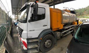 MERCEDES-BENZ Axor 1828 tanker kamyon