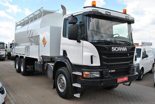 SCANIA P360 Mobile Explosive Manufacturing Unit Heavy Anfo MPU tanker kamyon