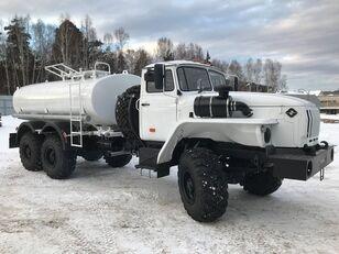 yeni URAL Автомобиль специальный 5677 автоцистерна для перевозки питьевой  tanker kamyon