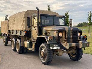 AM General M35 series  tenteli kamyon + tenteli römork