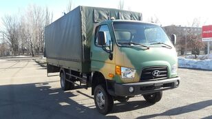 yeni HYUNDAI HD 65 4х4 tenteli kamyon