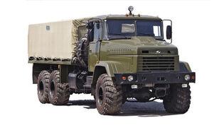 KRAZ 6322 tenteli kamyon