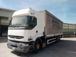 RENAULT PREMIUM 420 DCI tenteli kamyon