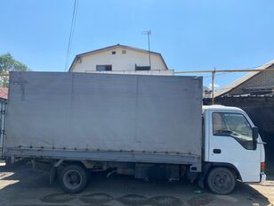 ISUZU NkR55 tenteli kamyon