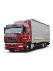 MAZ 6310Е9-520-031 (ЄВРО-5) tenteli kamyon