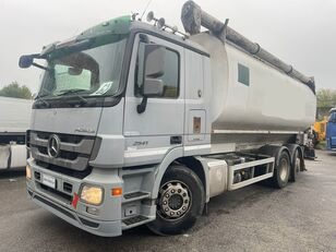 MERCEDES-BENZ ACTROS 2541 un kamyonu