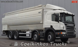 SCANIA P 360 un kamyonu